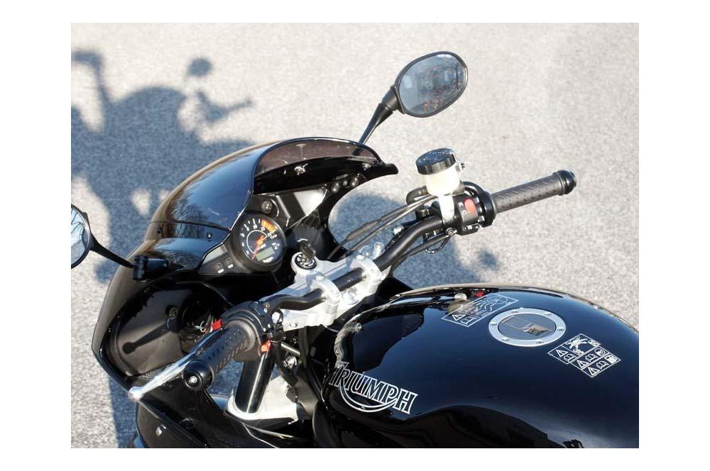 Kit Street Bike LSL pour Daytona 955i de 2004 a 2005