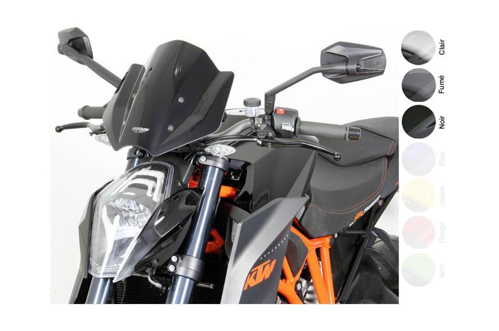 Bulle Moto MRA Type Sport pour KTM 1290 Super Duke R