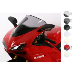 Bulle Moto MRA Type Racing +80mm pour 848-EVO (08-14)