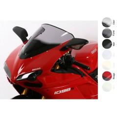 Bulle Moto MRA Type Racing +80mm pour Ducati 1098S et R (07-12)