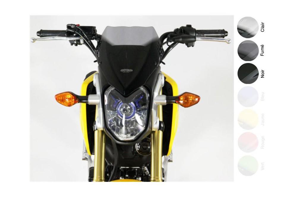 Bulle Moto MRA Type Racing pour Honda MSX 125