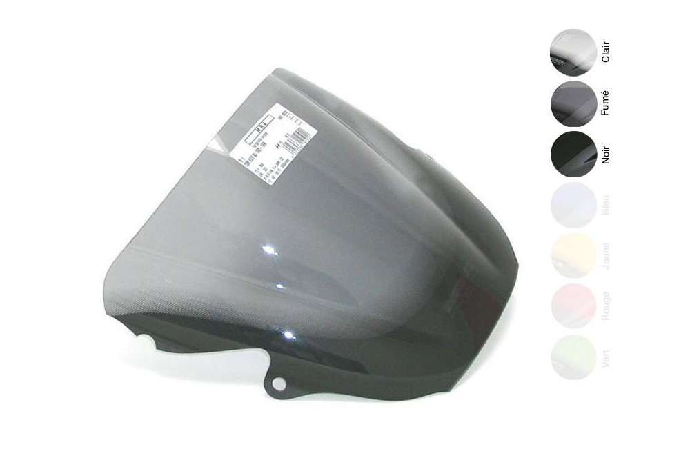 Bulle Moto MRA Type Racing +25mm pour Honda CBR 600 F