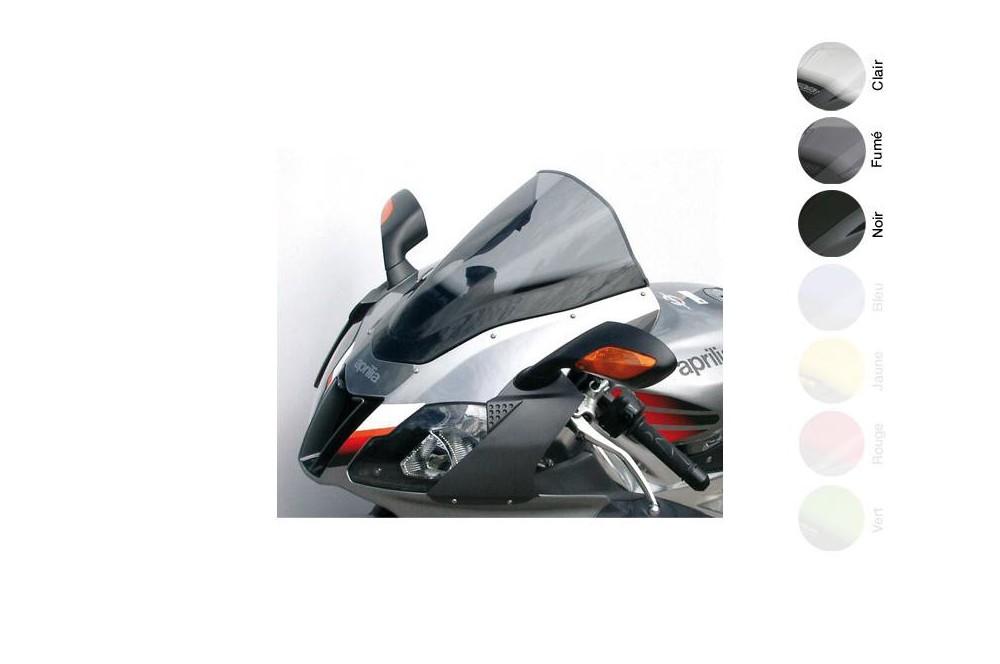 Bulle Moto MRA Type Racing +10mm pour Aprilia RSV 1000 R - SP - Factory