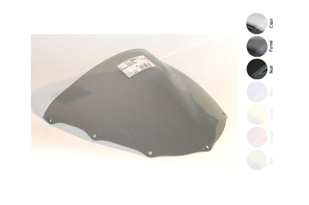 Bulle Moto MRA Type Racing +35mm pour Aprilia RS 250