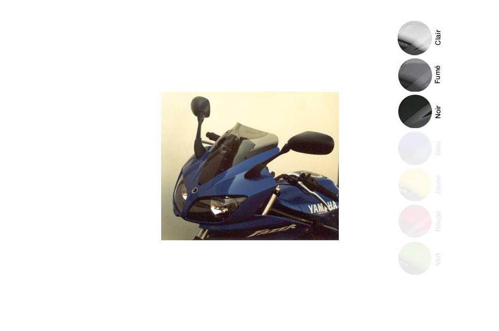 Bulle Moto MRA Type Sport -40mm pour Yamaha FZS600 Fazer