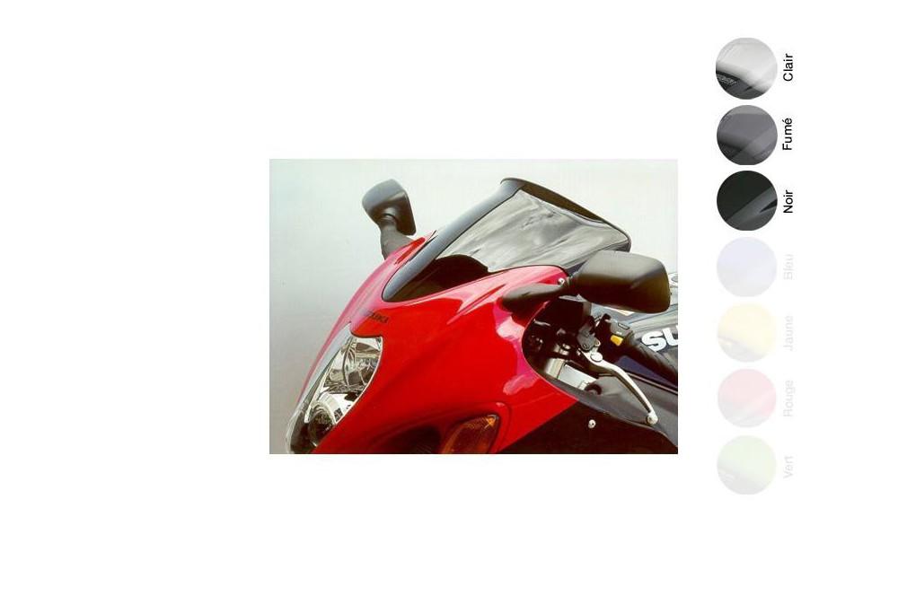 Bulle Moto MRA Type Sport -35mm pour Suzuki GSX 1300 R Hayabusa