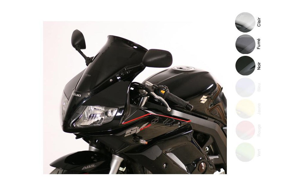 Bulle Moto MRA Type Sport pour Suzuki SV 1000 S