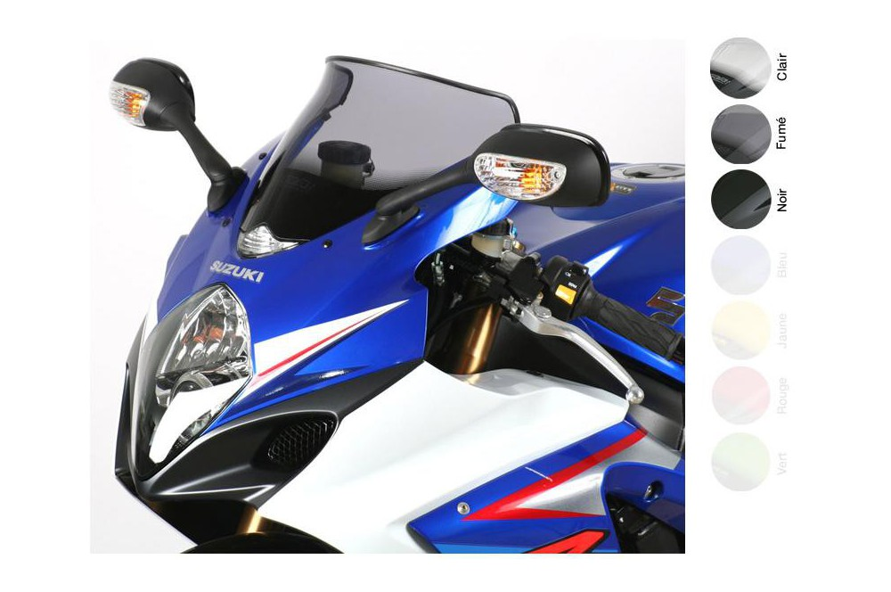 accessoires moto suzuki gsxr 1000 de 2007. Black Bedroom Furniture Sets. Home Design Ideas