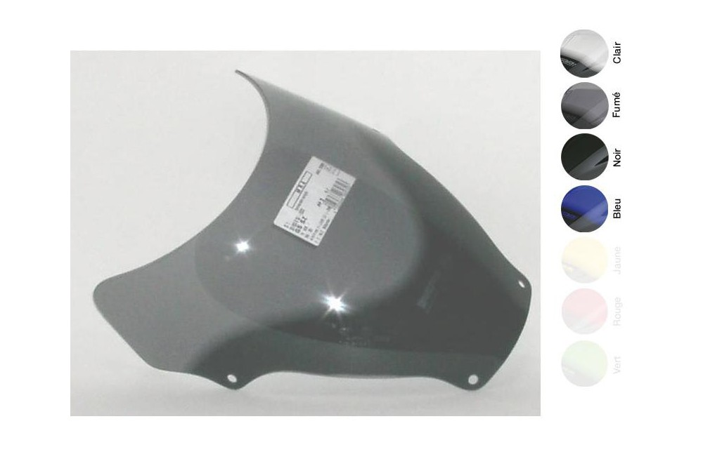 Bulle Moto MRA Type Sport +15mm pour Suzuki SV 650 S