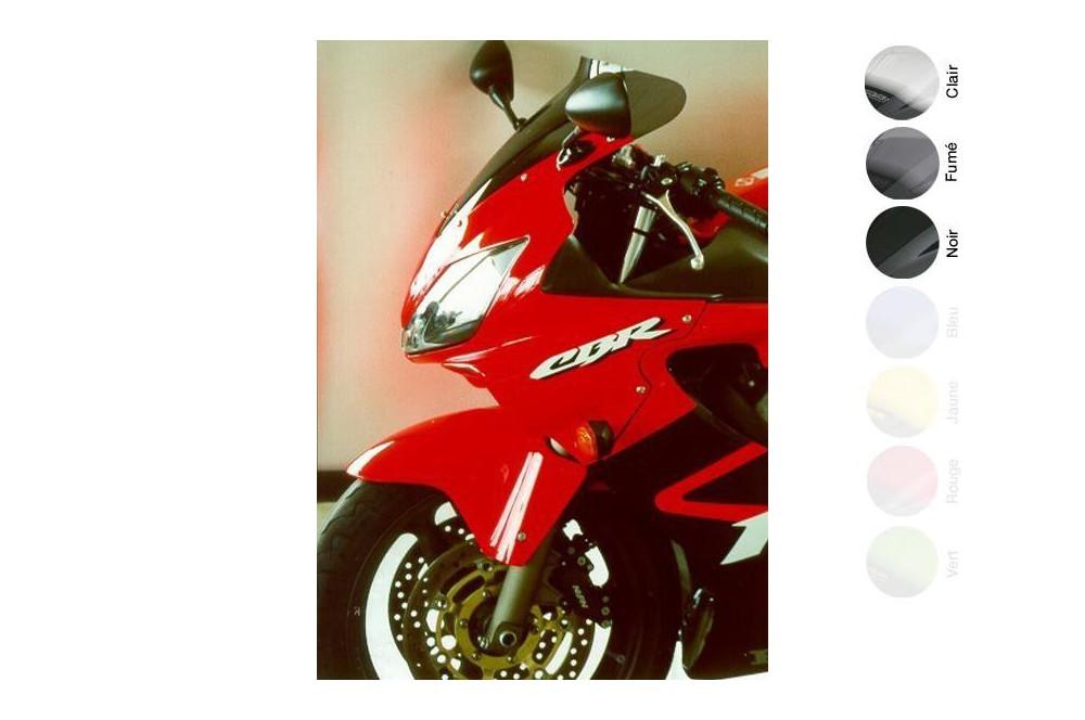 Bulle Moto MRA Type Sport -50 mm pour Honda CBR 600 FS - FI