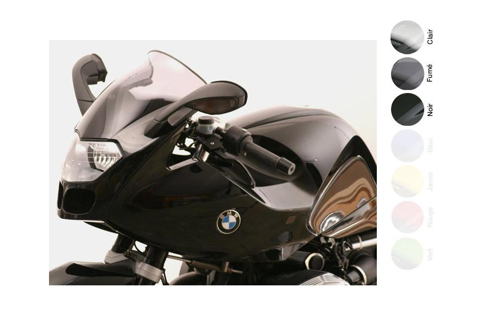 Bulle Moto MRA Type Sport +5mm pour Bmw R 1200 S