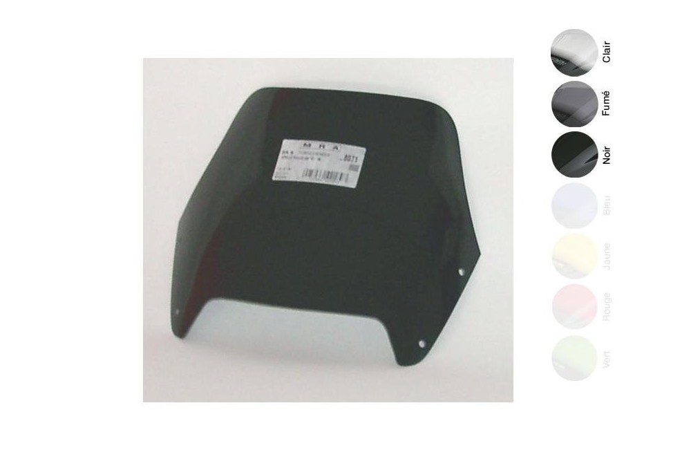 Bulle Moto MRA Type Sport +10mm pour Aprilia Pegaso 650