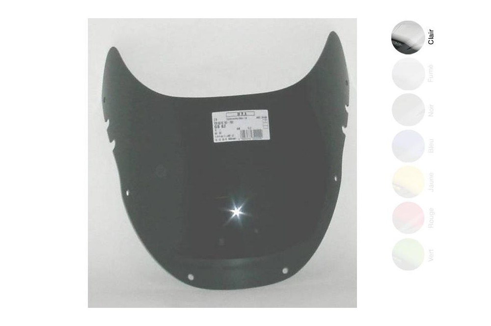Bulle Moto MRA Type Origine pour Yamaha FZR 600
