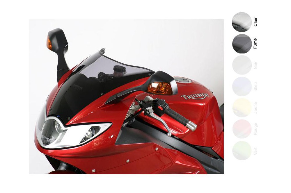 Bulle Moto MRA Type Origine pour Triumph Sprint ST 1050