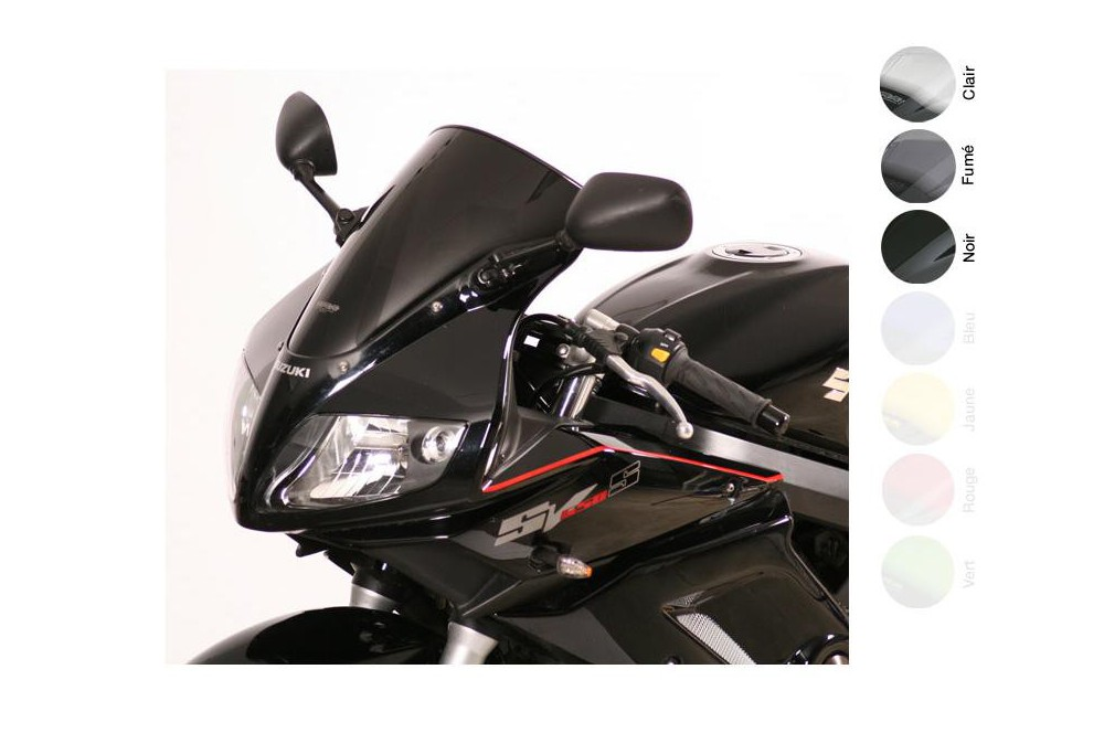 Bulle Moto MRA Type Origine pour Suzuki SV 1000S