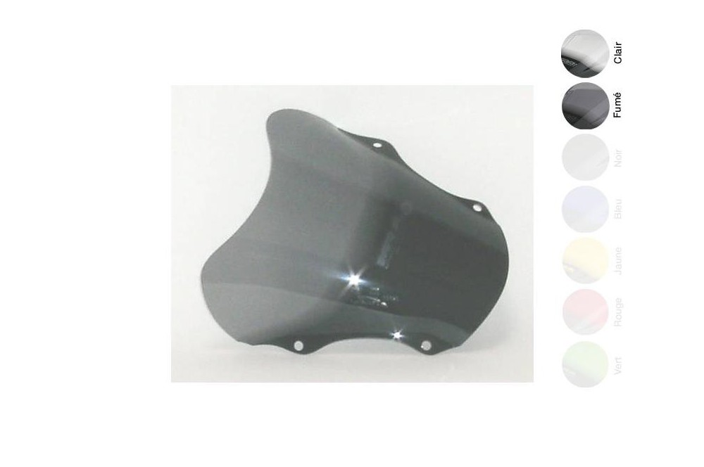 Bulle Moto MRA Type Origine pour Suzuki XF650 Freewind