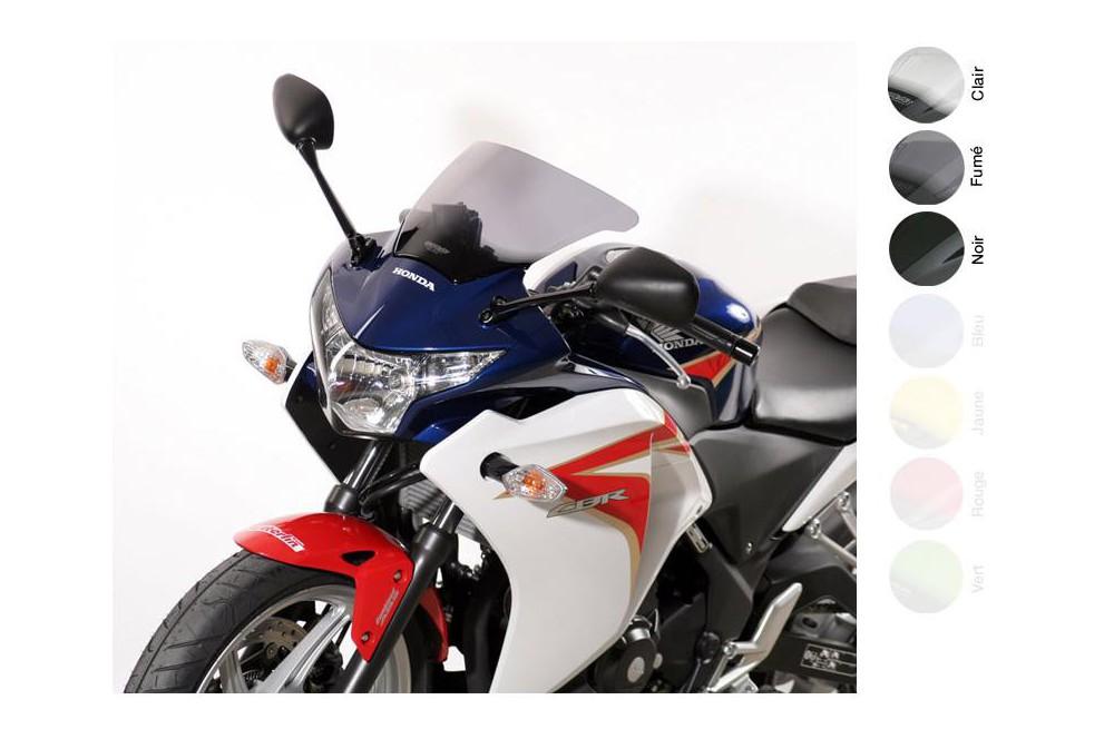 Bulle Moto MRA Type Origine pour Honda CBR 250 R
