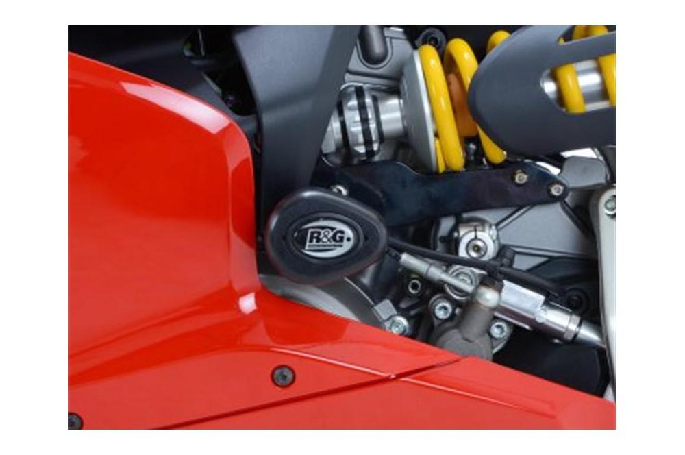Tampon R&G Aero pour Ducati 1199 Panigale de 2012 a 2014