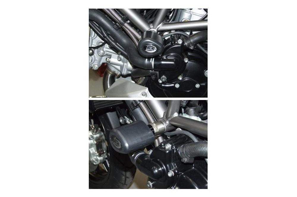 Tampon R&G Aero pour Multistrada 1200 S, Sport, Touring