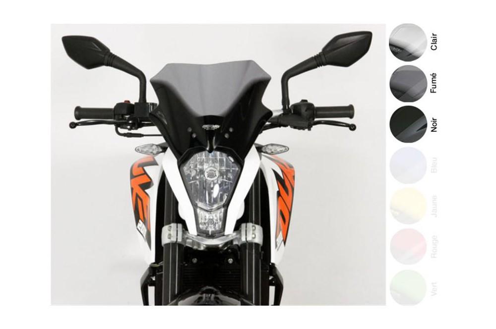 Bulle Moto MRA Type Racing pour Ktm Duke 125 - 200 - 390