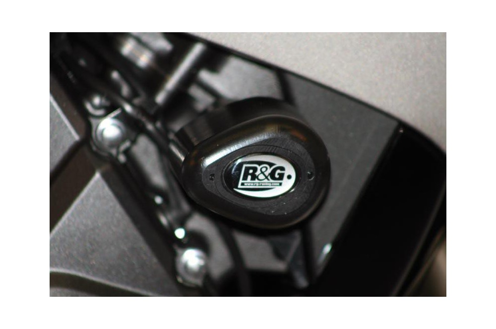 Tampon R&G Aero pour CBR600RR de 2007 a 2008