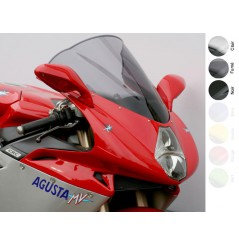 Bulle Moto MRA Type Racing +65mm pour MV Agusta F4 750-1000 (03-09)