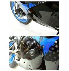 Tampon R&G Aero pour CBR600RR de 2009 a 2012