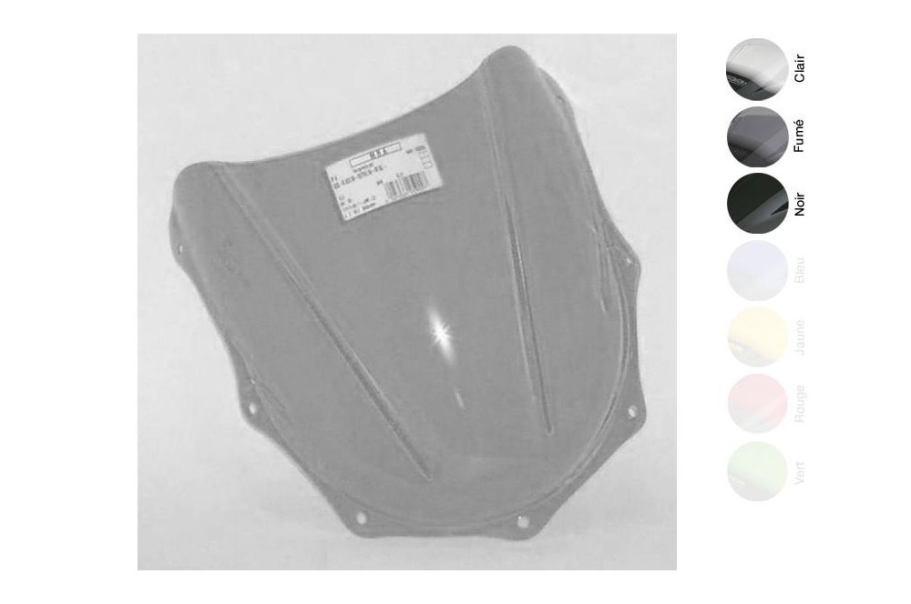 Bulle Moto MRA Type Racing pour