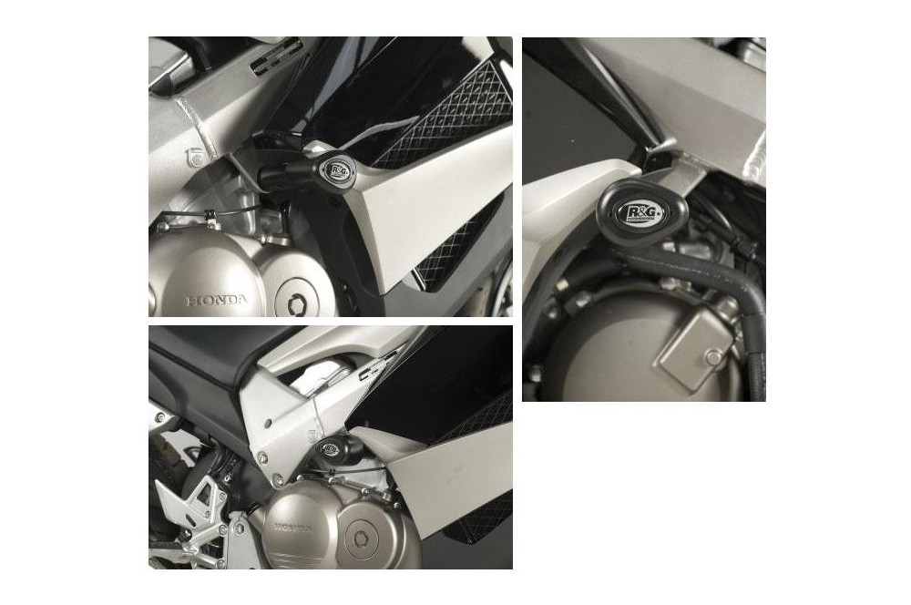 Tampon R&G Aero pour Crossrunner 800 de 2011 a 2013