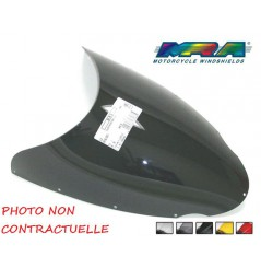 Bulle Moto MRA Type Racing +25mm pour Suzuki GSXR600 (06-07)