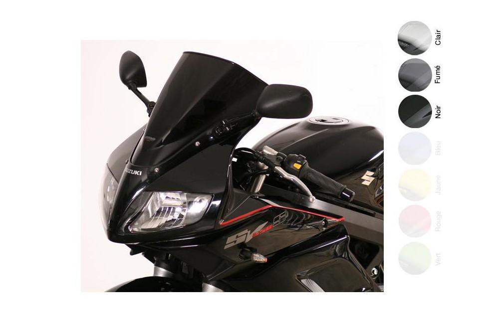 Bulle Moto MRA Type Racing +10mm pour Suzuki SV 650 S