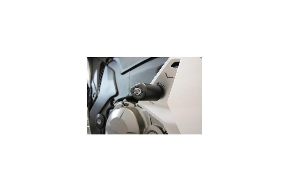 Tampon R&G Aero pour VFR1200F DCT de 2010 a 2014
