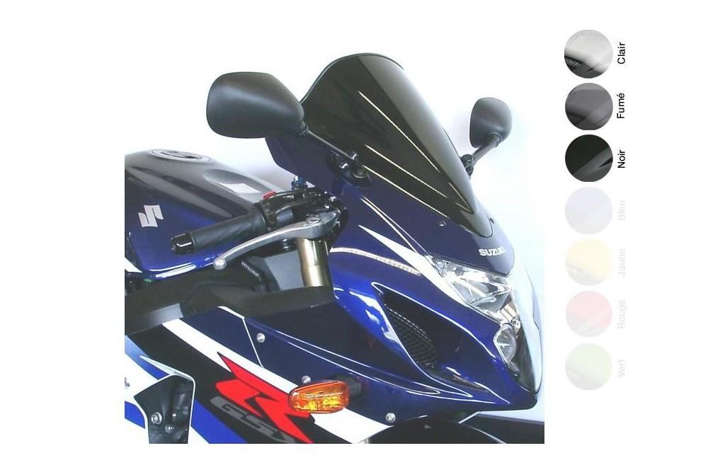 Bulle Moto MRA Type Racing +40mm pour Suzuki GSXR 750