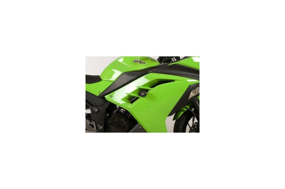 Tampon R&G Aero pour Ninja 300 de 2013 a 2014