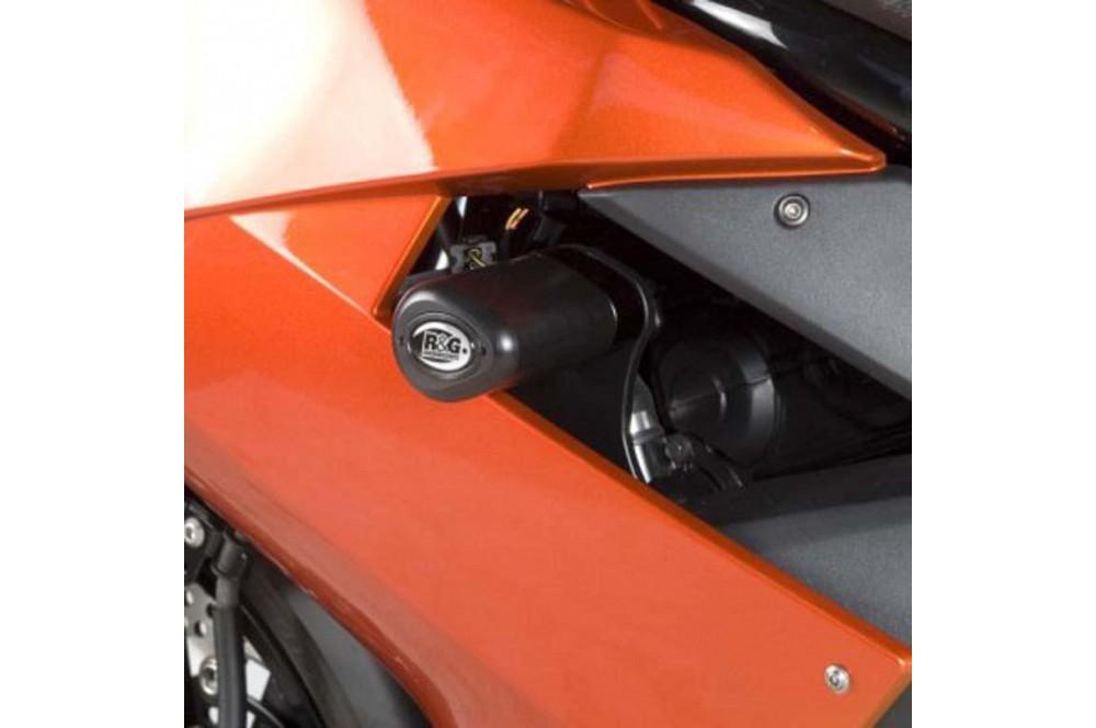 Tampon R&G Aero pour ER6-F de 2009 a 2011