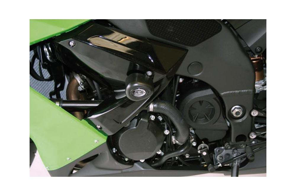 Tampon R&G Aero pour ZX10R de 2008 a 2010