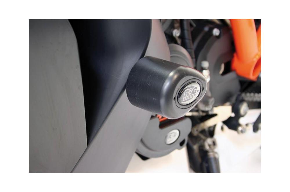 Tampon R&G Aero pour KTM RC8R de 2008 a 2014