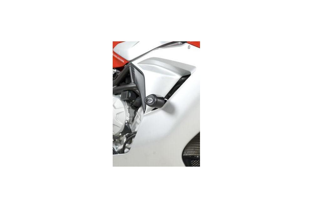 Tampon R&G Aero pour MV Agusta 675 F3 de 2012 a 2014