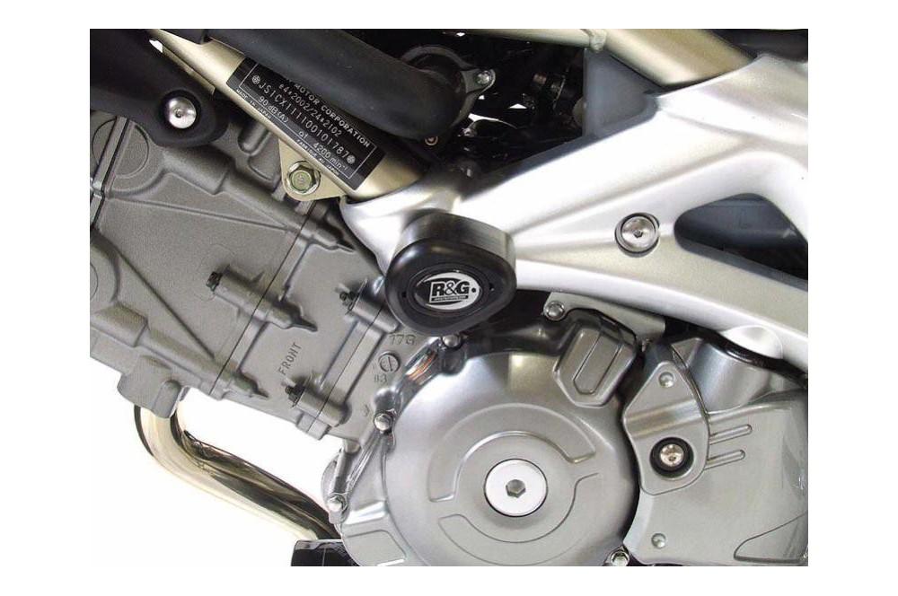 Tampon R&G Aero pour Gladius 650 de 2009 a 2014