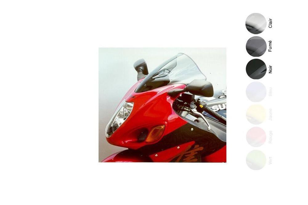 Bulle Moto MRA Type Racing +25mm pour Suzuki GSX1300 R Hayabusa