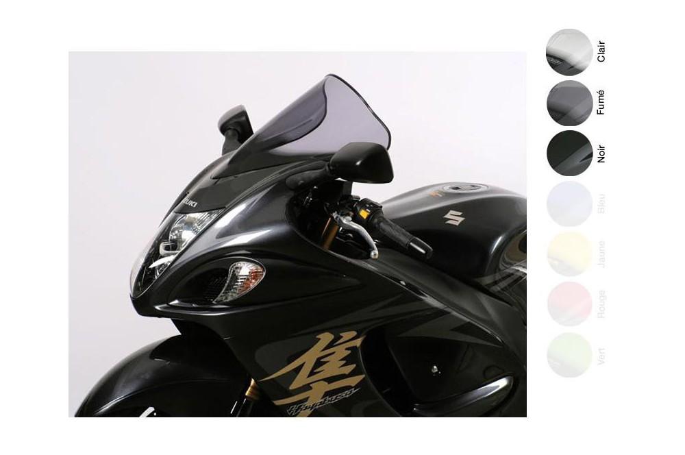 Bulle Moto MRA Type Racing +15mm pour Suzuki GSX1340R Hayabusa