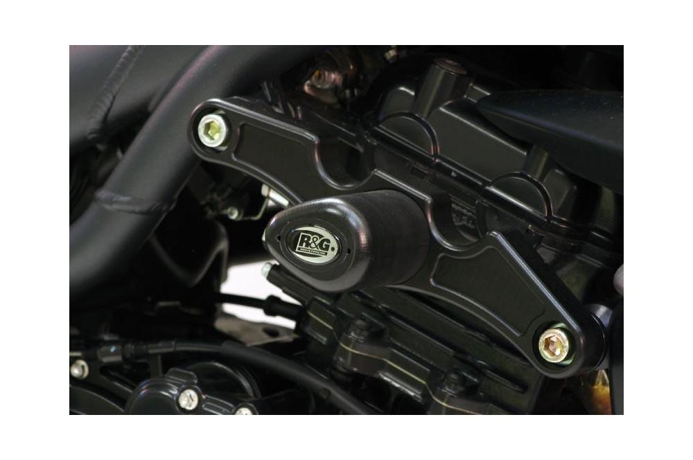 Tampon R&G Aero pour Speed Triple 955i et 1050