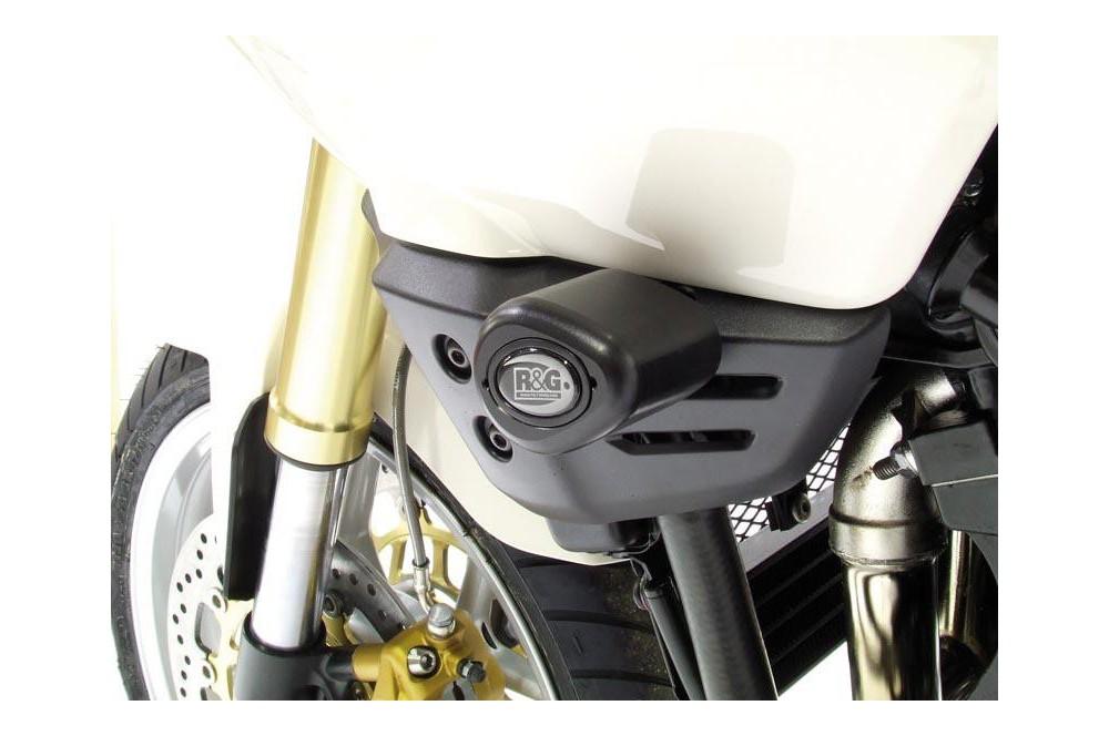 Tampon R&G Aero pour Tiger 1050 de 2006 a 2012