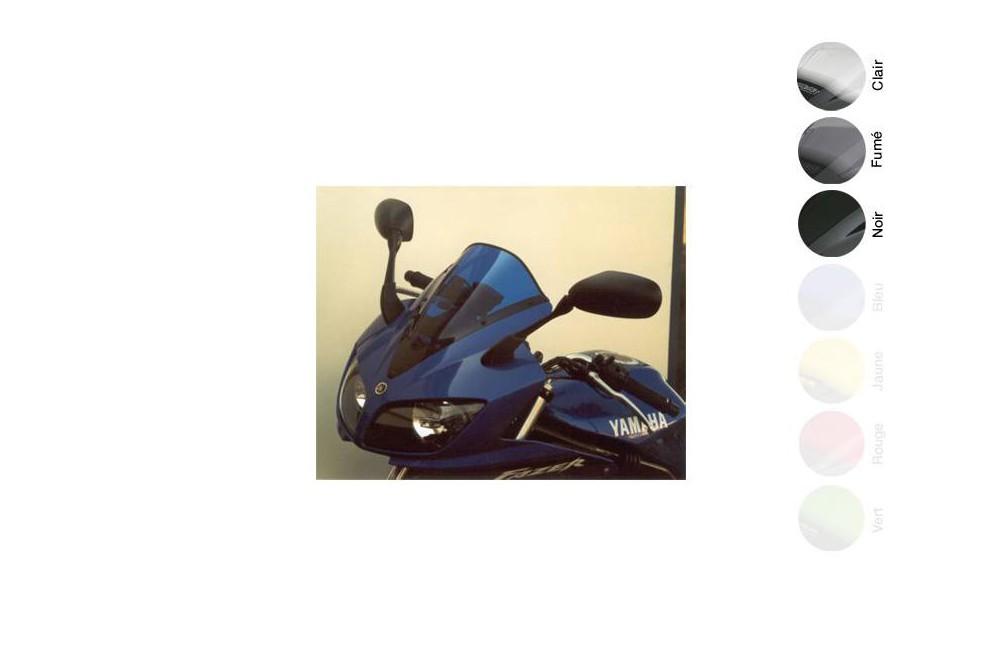 Bulle Moto MRA Type Racing -5mm pour Yamaha FZS 600 Fazer