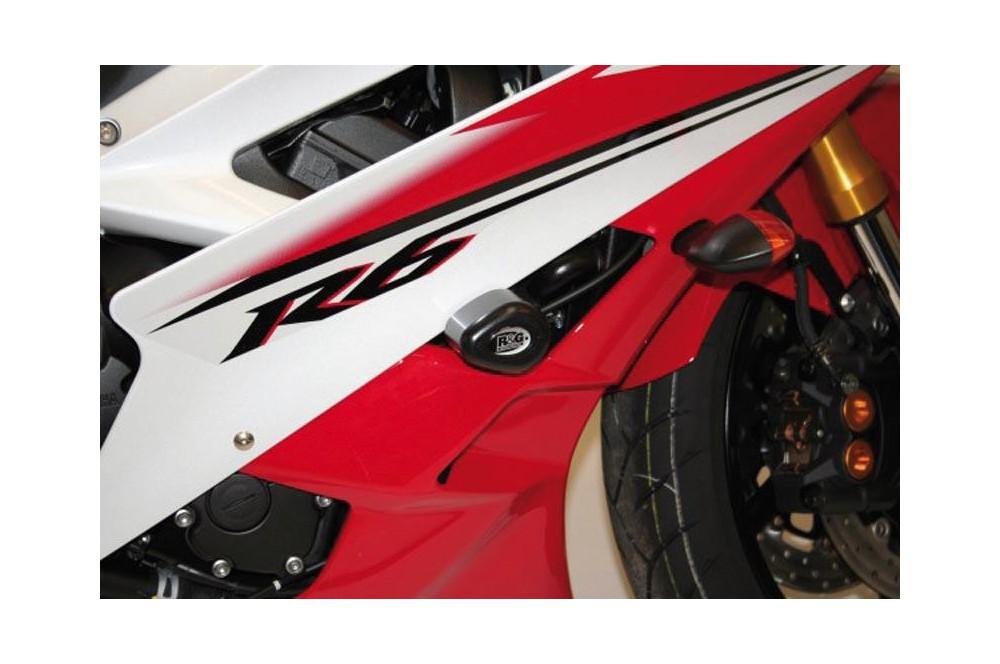 Tampon R&G Aero Supérieur pour YZF-R6 de 2006 a 2014