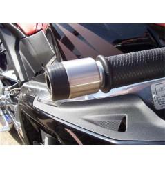 Protection / Embout de guidon R&G pour RS125 de 92-05