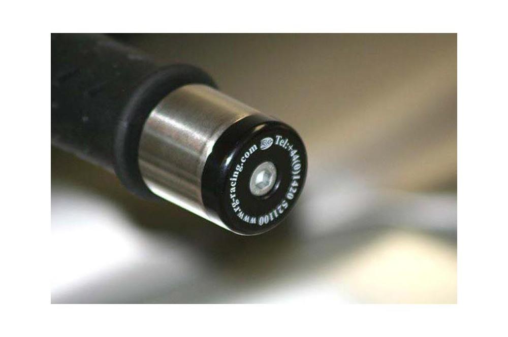 Protection / Embout de guidon R&G pour Shiver 750 de 2007 a 2014