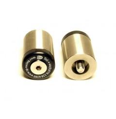Protection / Embout de guidon R&G pour F700GS (13-16)
