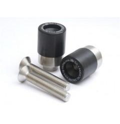 Protection / Embout de guidon R&G pour F800GS (08-16)