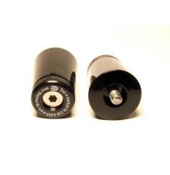 Protection / Embout de guidon R&G pour F800 S et ST de 2006 a 2014